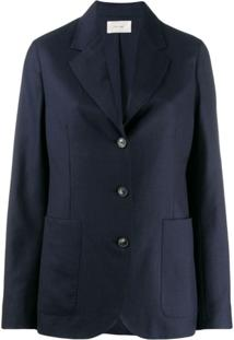 The Row Blazer De Alfaiataria - Azul
