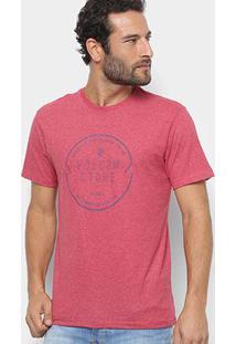Camiseta Volcom Silk Chop Around Masculina - Masculino