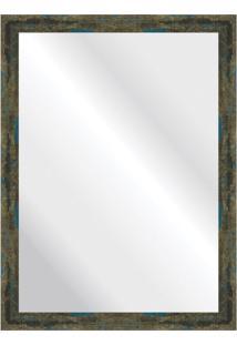Espelho Demolição Azul 58X78Cm