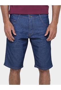 Bermuda Jeans Biotipo Tradicional - Masculino