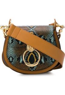 Chloé Tess Shoulder Bag - Azul