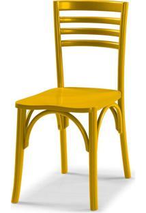 Cadeiras Para Cozinha Samara 83,5 Cm 911 Amarelo - Maxima