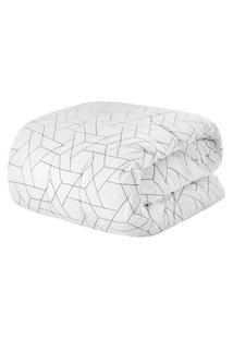 Edredom Solteiro Tangran 1,60 M X 2,40 M - Home Style