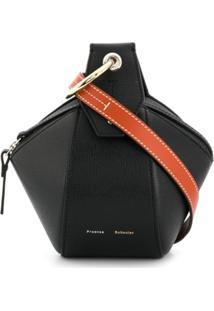 Proenza Schouler Bolsa De Mão Mini - Black