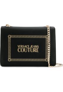 Versace Jeans Couture Bolsa Tiracolo 80S - Preto