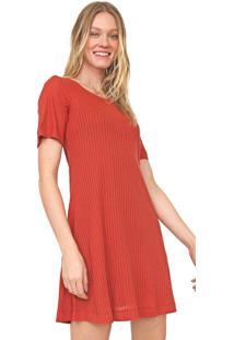 Vestido Cantão Curto Fantasia Vermelho