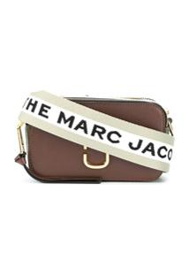 The Marc Jacobs Bolsa Tiracolo Snapshot - Marrom