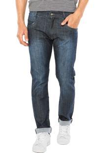 Calça Jeans Mr. Kitsch Skinny Azul