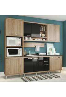 Cozinha Compacta Lareska I 12 Pt 3 Gv Argila