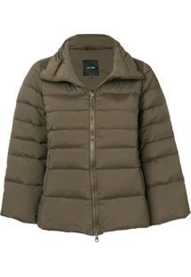 Duvetica Short Puffer Jacket - Verde