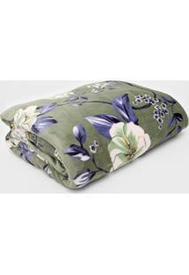 Cobertor Jolitex Casal Verde