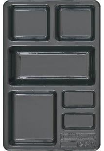 Módulo Para Objetos Diversos Tramontina 44980012 6 Cavidades Preto