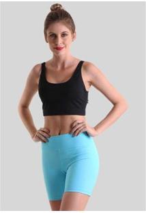 Shorts Curto Praaiah Feminina - Feminino