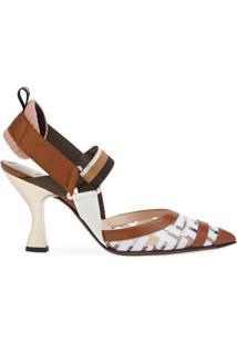 Fendi Sapato Colibri - Branco