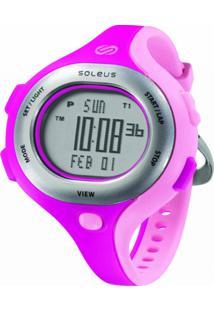 Relógio Soleus Chicked Pink/Rosa Claro