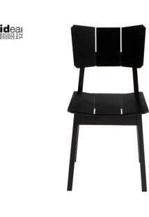 Cadeira Uma - Preta