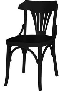 Cadeira Opzione Acabamento Preto - 15247 - Sun House