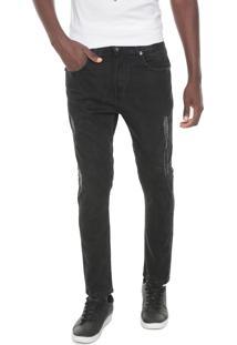 Calça Jeans Mcd Skinny Unkle Preta