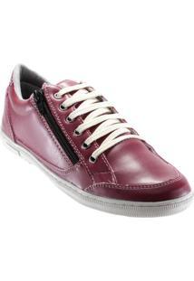 Sapatênis Doc Shoes Casual Ziper - Masculino