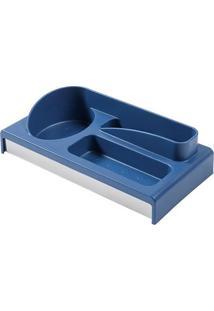 Organizador Para Pia Multiuso Azul 2113/106 - Brinox - Brinox