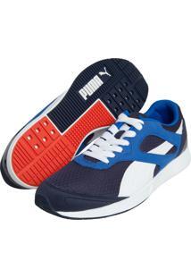 7999d112d7550 ... Tênis Puma Ftr Tf-Racer Retro Running Azul