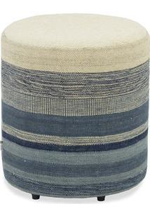 Puff Forrado Kilim Magreb® 23 - 45X40X40