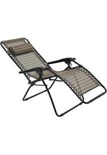 Cadeira Sevilha Reclinável Mor
