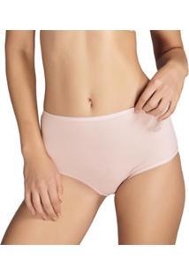Calcinha Sloggi Basic Maxi 2452-7 - Feminino-Nude