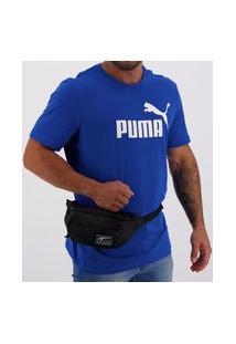 Pochete Puma Academy Waist Preta