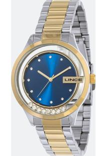 Relógio Feminino Lince Lrt4562L-D1Sk Analógico 5Atm