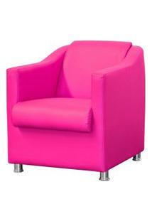 Poltrona Decorativa Lyam Decor Laura Corino Pink