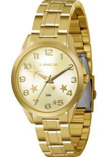 Relógio Feminino Lince Lrg4298L C2Kx