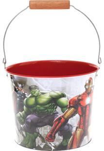 Balde De Gelo Avengers