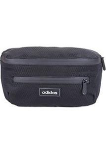 Pochete Adidas Urbana - Unissex-Preto