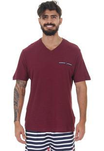 Camiseta Masculina Ocean Bay - Roxo