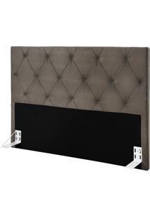 Cabeceira Casal S. Design Flórida, Para Colchão De 138 - Sb05