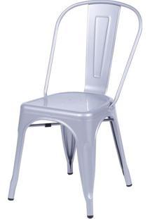 Cadeira Iron Cinza - 28684 - Sun House