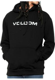 Moletom Volcom Imprint - Masculino