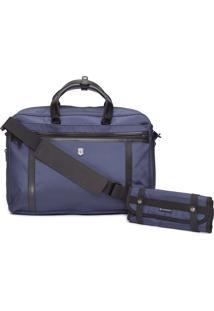 Bolsa Masculina Werks - Azul