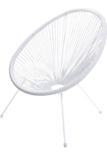 Cadeira Acapulco Ordesign - Branco - Dafiti