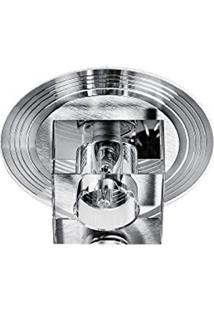 Plafon Cristal Inmacerata Vidro 1G9 Transparente Zg029 Luciin