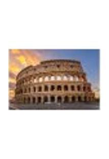 Painel Adesivo De Parede - Coliseu - Roma - Itália - 1797Png