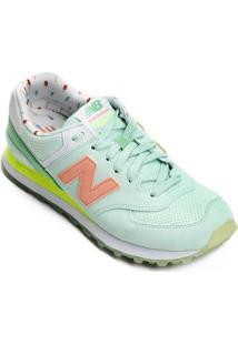 Tênis New Balance 574 Boardwalk - Feminino