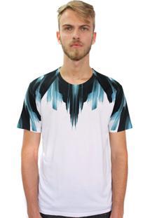 Camiseta Klauk Watercolor Branco