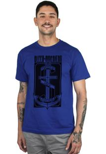 Camiseta Bleed American The Anchor Royal