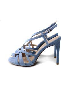 Sandália Cristófoli Eva Serenity Azul