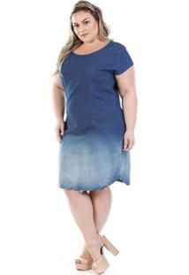 745adc6edb Plus Size Jeans Vinil feminino