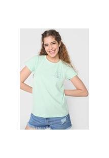 Camiseta Hang Loose In Surf Verde