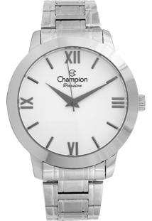 Relógio Champion Cn28704Q Prata