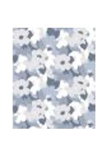 Papel De Parede Adesivo Decoração 53X10Cm Azul -W22559